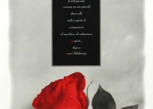 Oklahoma Rose Commemorative Ad