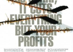 Poulan Pro Magazine Ad
