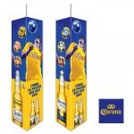 Corona Soccer Pillar