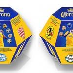 Corona Soccer Promo Trivia Ball