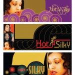 Hot N Silky Alternate Package Designs