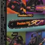 Poulan Pro Brochure Cover