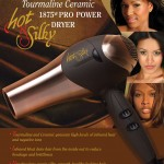 Hot & Silky Hair Dryer Package