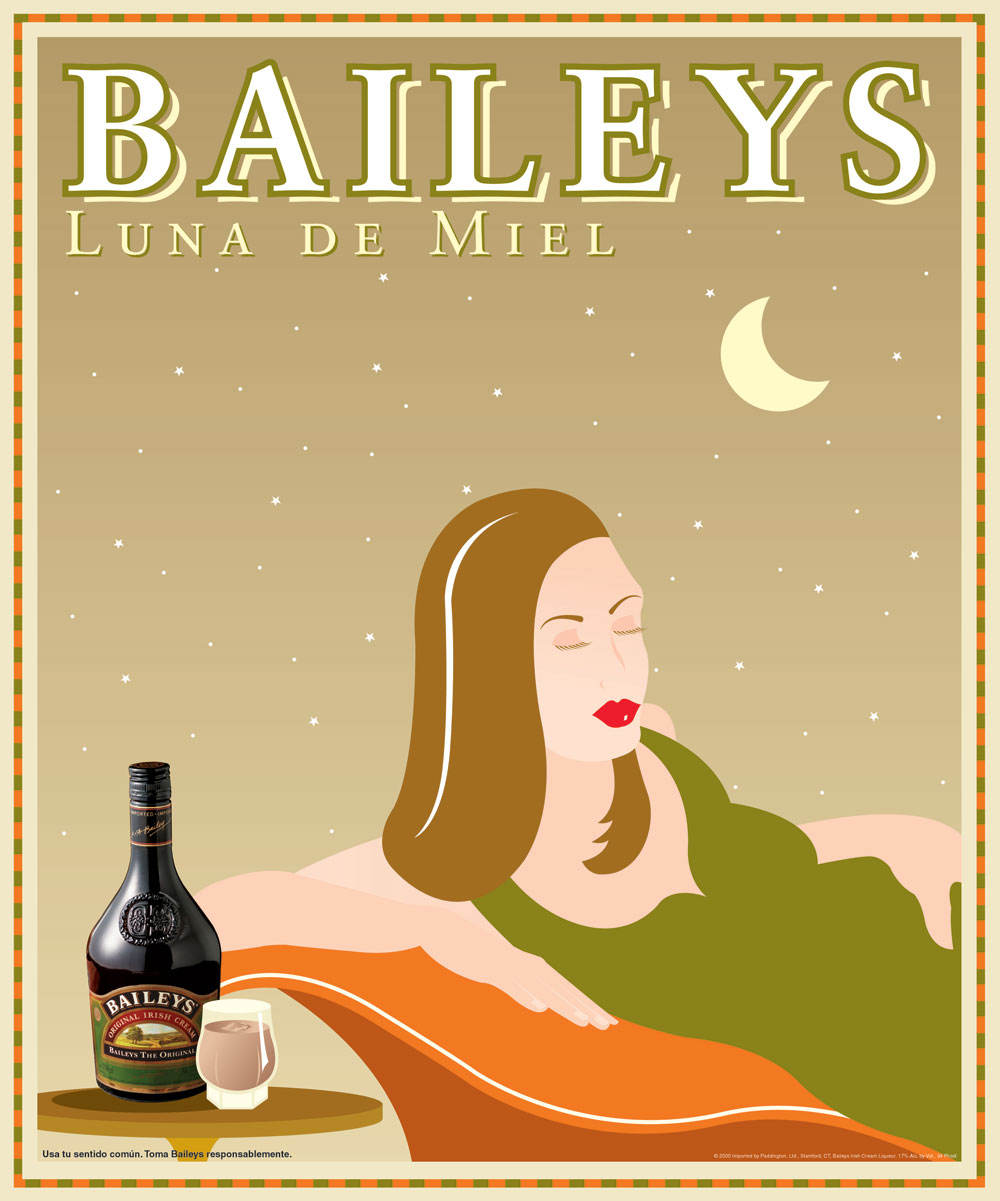 Baileys Poster