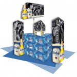 Modelo Fiestas Patrias Case Display