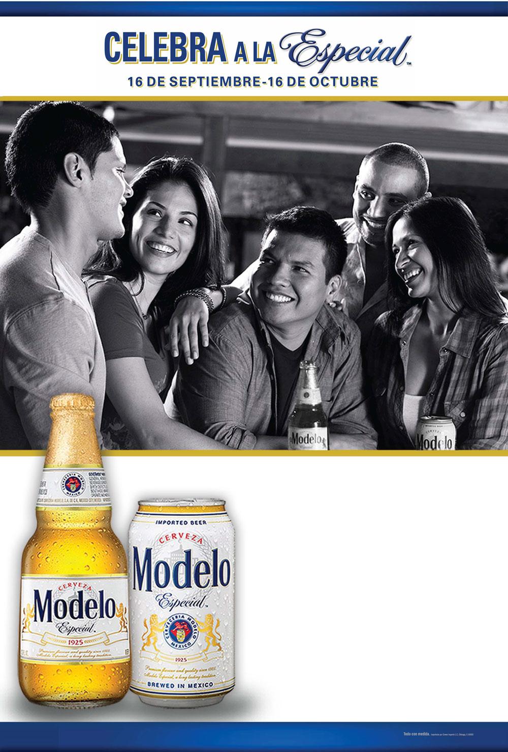 Modelo Fiestas Patrias Poster